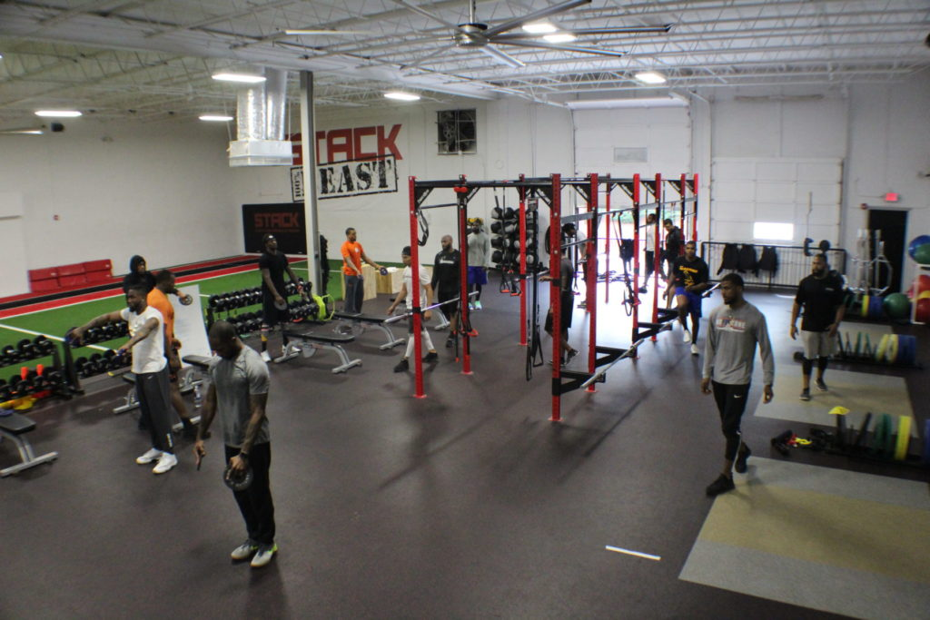 College and professional sports performance with Stacks Atlanta