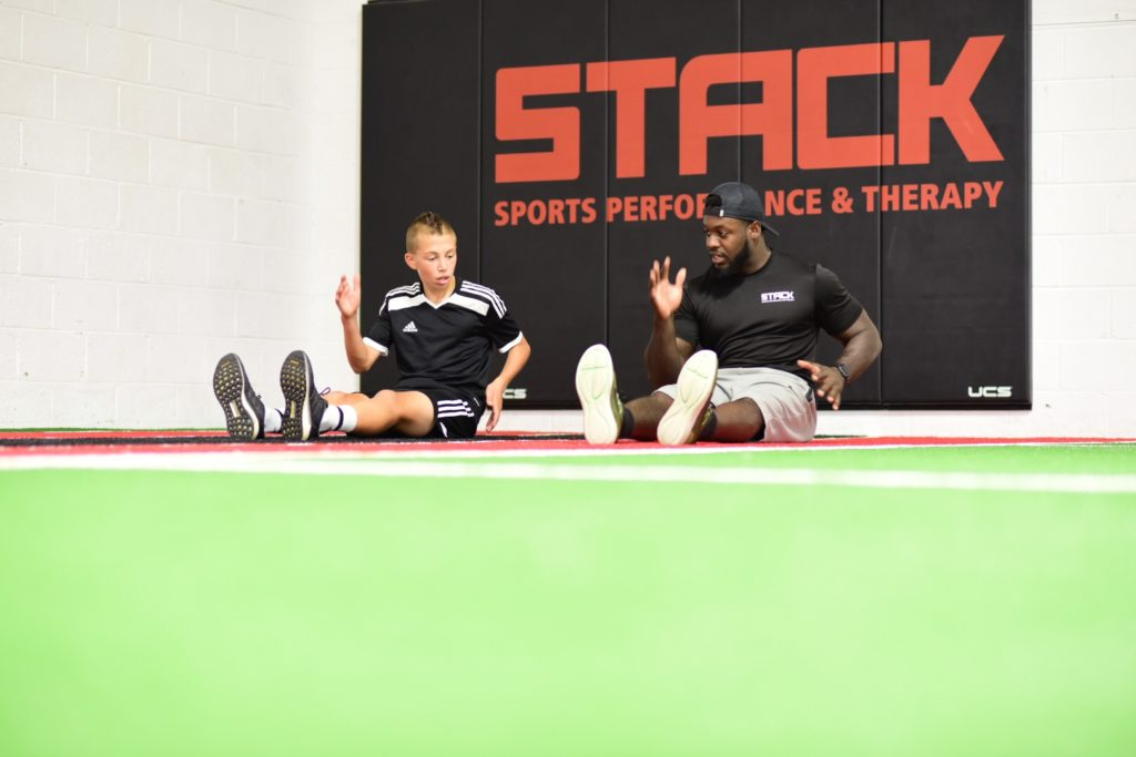 Competitive sports performance with Stacks Atlanta