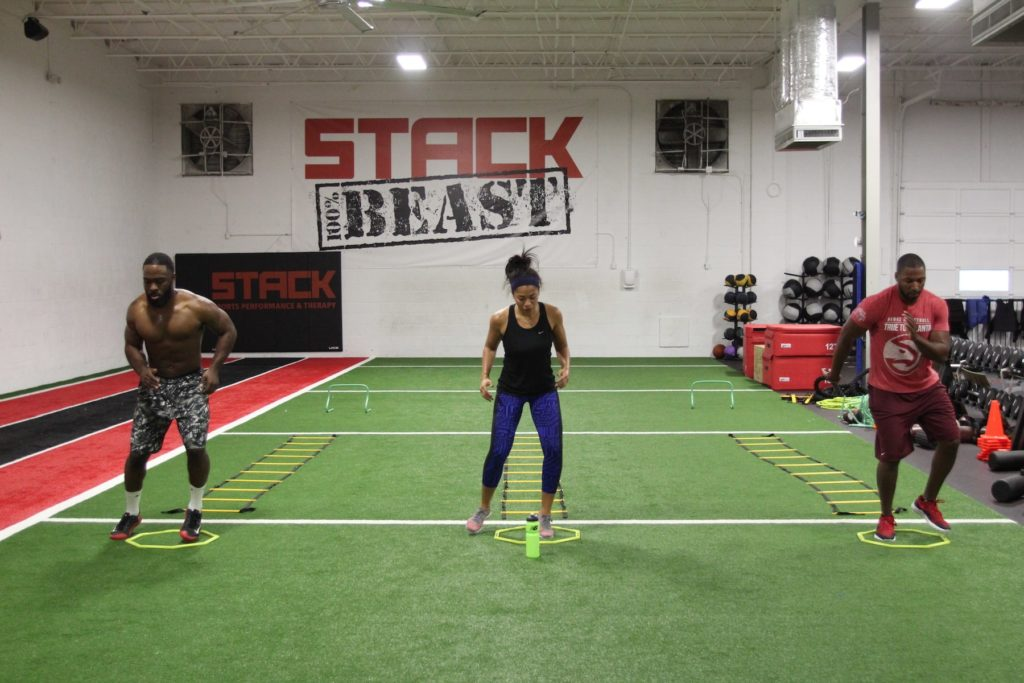 Better, Faster speed and running with Stacks Atlanta