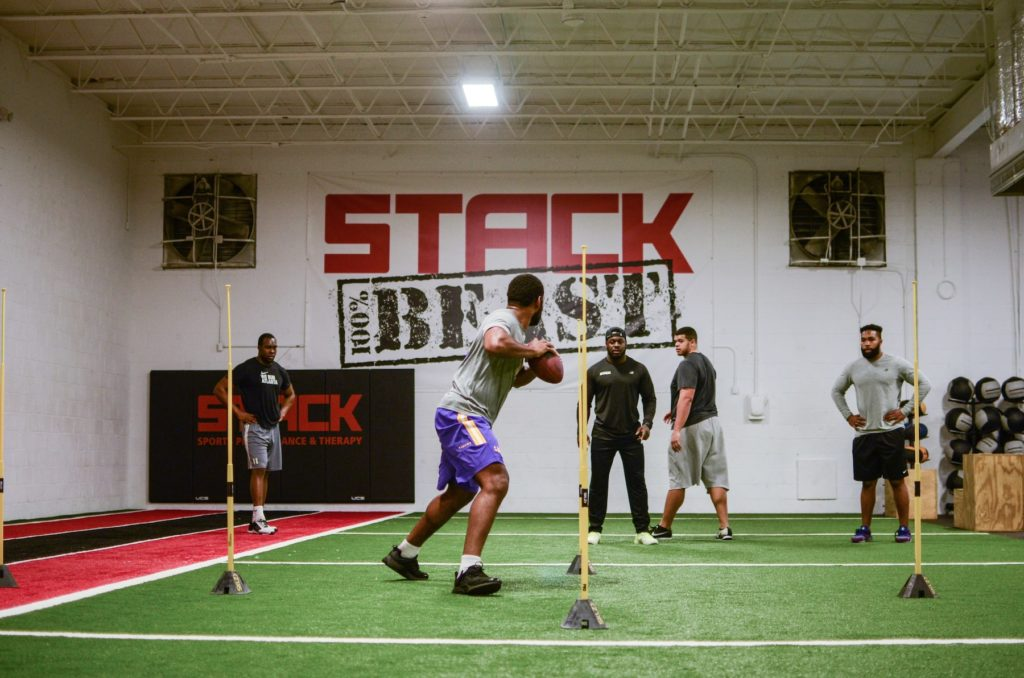 Be ready for the NFL with group fitness in Stacks Atlanta