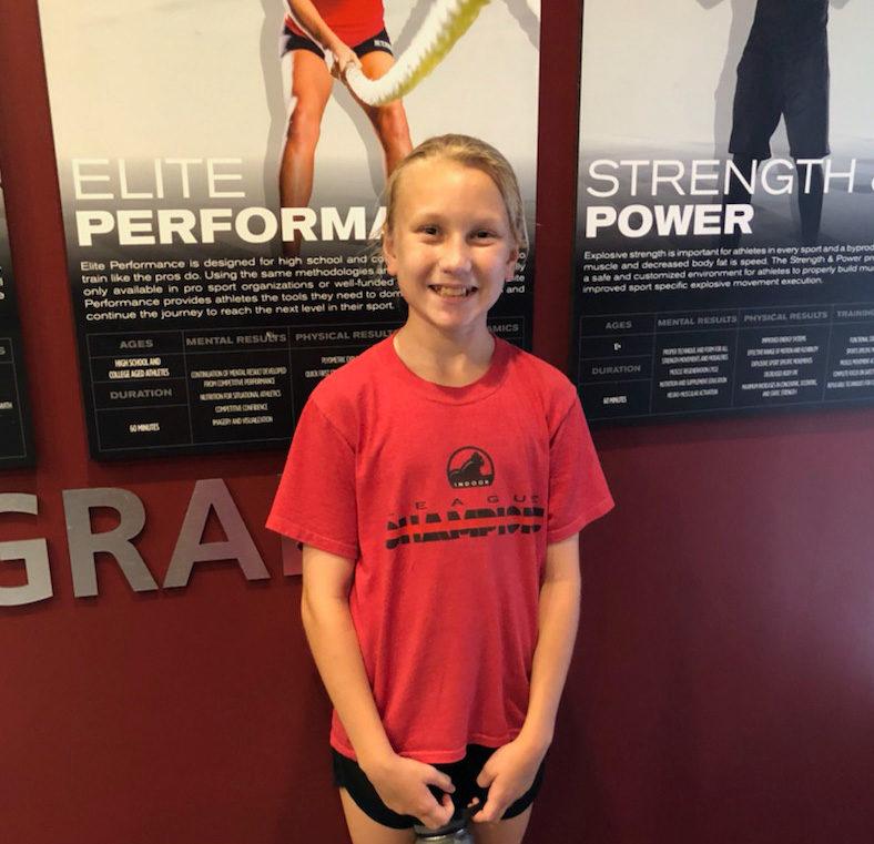 Emily J. - Competitive Program